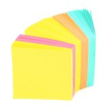 Blank adhesive notes Royalty Free Stock Photography