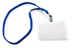 blank affär för emblem Fotografering för Bildbyråer