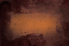 Blank Aged Background Royalty Free Stock Photography