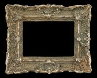 Blank antique frame Royalty Free Stock Images