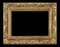 Blank antique frame Stock Photo
