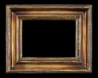 Blank antique frame Royalty Free Stock Photography