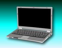 blank bärbar dator Royaltyfria Foton
