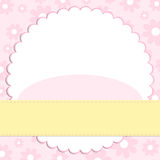 Blank background for greetings card Stock Images