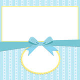 Blank background for greetings card Royalty Free Stock Photos