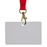 Blank badge Stock Photography