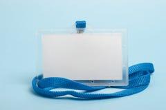 Blank badge Royalty Free Stock Image