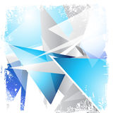 blank bakgrund Royaltyfria Bilder