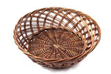 Blank Basket Royalty Free Stock Photography