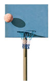 Blank Basketball Hoop Stock Images