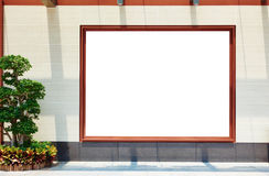 Free Blank Billboard Royalty Free Stock Photos - 58686448