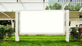 Free Blank Billboard Royalty Free Stock Image - 59552836
