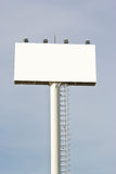 Blank billboard ready for new advertisement Stock Photo