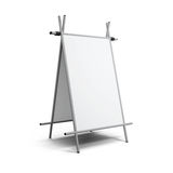 Blank billboard Royalty Free Stock Images