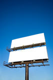 Blank Billboards Royalty Free Stock Photos
