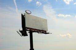blank billboardu Obraz Royalty Free