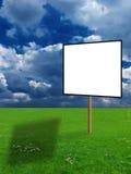 blank billboardu Fotografia Stock