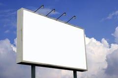 blank billboardu Fotografia Royalty Free