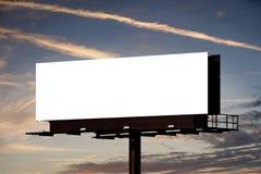 blank billboardu Zdjęcie Royalty Free