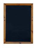 Blank black or chalkboard Royalty Free Stock Photo