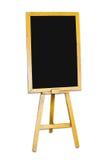 Blank blackboard Stock Images