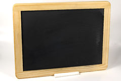Blank Blackboard royalty free stock photo