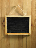 Blank blackboard Royalty Free Stock Images