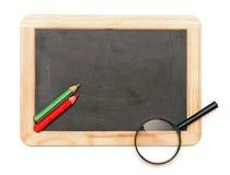 Blank blackboard Royalty Free Stock Photos