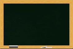 Blank Blackboard Copyspace Royalty Free Stock Photography