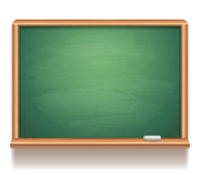 Blank blackboard. Stock Photos