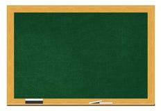 Blank Blackboard - Isolated Royalty Free Stock Image