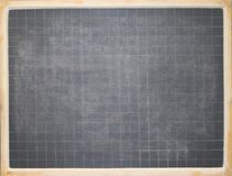 A blank blackboard waiting to be written over royalty free stock photography