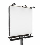 Blank board Stock Photo