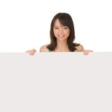 Blank board Royalty Free Stock Image