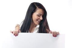 Blank board Stock Photos