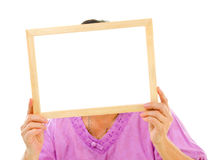 Blank board Royalty Free Stock Photo