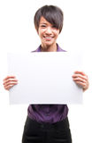 Blank board Stock Photos