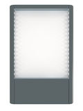 Blank board for advertisement, isolated on white. Blank board for advertisement, lamps highlights, isolated on white with clipping path Stock Photos