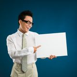 Blank board Stock Photography