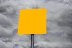 Blank Board Royalty Free Stock Photo