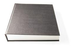 blank bok Arkivbild