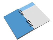 blank bokanmärkning Royaltyfria Foton