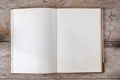 blank boktappning Royaltyfri Fotografi