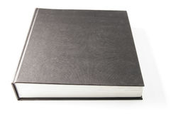 Blank book Stock Photography