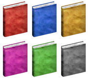 Blank book. Note textbook notepad Royalty Free Stock Images