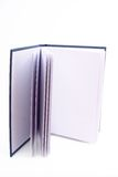 Blank book Royalty Free Stock Image