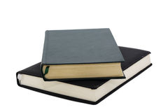 Blank book with bookmark Stock Photos
