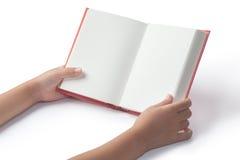blank book Stock Photos