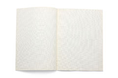 Blank Book Open Royalty Free Stock Photo