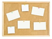 Blank book, white book, notepad Royalty Free Stock Photo